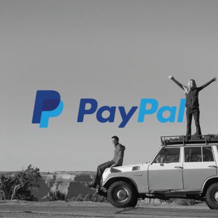 PayPal – Doe com Paypal